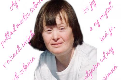 Downow syndrom, Poézia, Svetový deň, sesternica