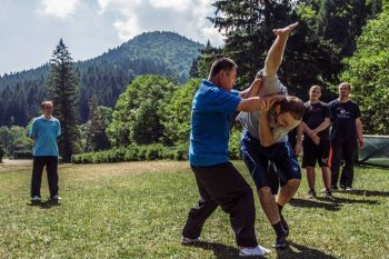Čína, bojové umenia, kungfu, wushu, Marián Laššák, záleží