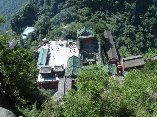 Shaolinský kláštor vo Wudangských horách