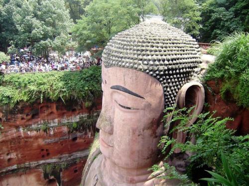 Veľký skalný Budha z Leshanu