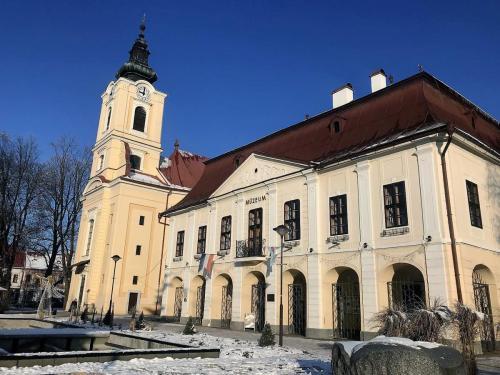 Kostol a Muzeum v Brezne